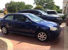 2003 Holden Astra Hatchback Melbourne CBD Melbourne City Preview