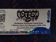 FOTSUN 2015 Ticket Armidale 2350 Armidale City Preview