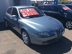 2003 Alfa Romeo 147 Hatchback LOW Kms Belmont Belmont Area Preview