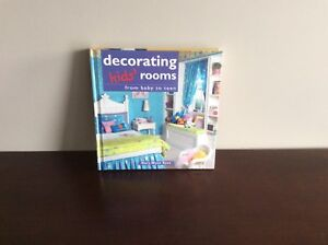 Decorating Kids Rooms-From Baby To Teen (Hardcover)