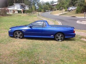 2004 Holden Commodore SS manual Ute Woombye Maroochydore Area Preview
