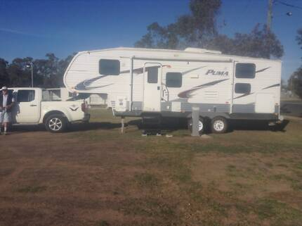 5th wheeler PUMA Buff Point Wyong Area Preview