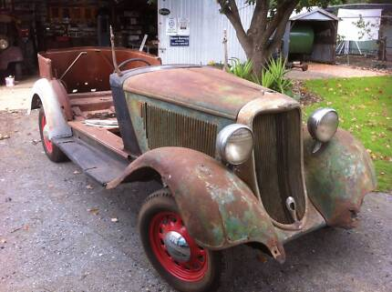 1935 Dodge Other Ute Hope Valley Tea Tree Gully Area Preview