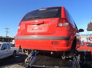 2003 Hyundai Getz WRECKING Campbellfield Hume Area Preview