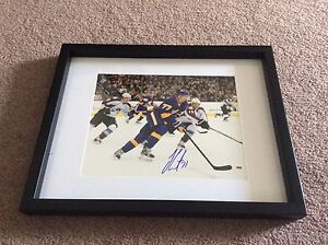 *Summer sale*NHL signed and framed photos $20 each