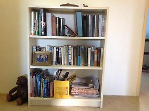 IKEA bully bookcase white Bondi Beach Eastern Suburbs Preview