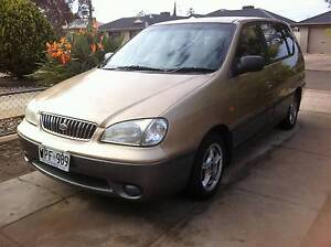 2001 Kia Carens Wagon Whyalla Norrie Whyalla Area Preview