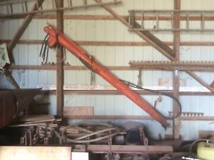 Used Hydraulic Fertilizer Auger