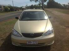 2002 Toyota Camry Sedan Torquay Fraser Coast Preview