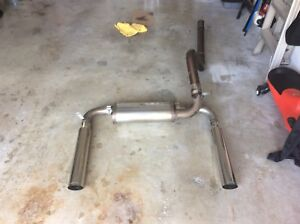 93-97 Camaro / Trans Am exhaust