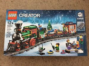 LEGO CREATOR 2016 WINTER HOLIDAY TRAIN BRAND NEW BOXED IMPORT Adamstown Newcastle Area Preview