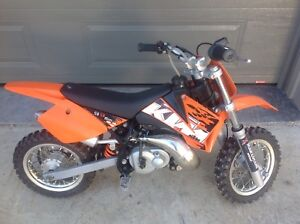 2008 KTM Mini 50 SX for sale