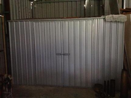 Shed Galvanised