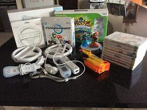 Ultimate family wii package with 8 games Hallett Cove Marion Area Preview