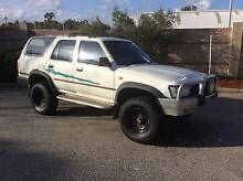 1993 Toyota 4 Runner Wagon URGENT!!! Cronulla Sutherland Area Preview