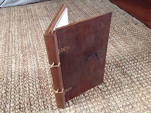 Wooden Photo Album Wilberforce Hawkesbury Area Preview