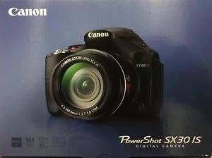 Cannon PowerShot SX30 IS for sale