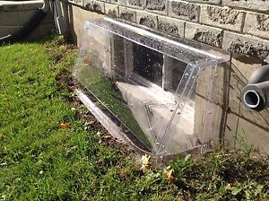 Window Well cover new