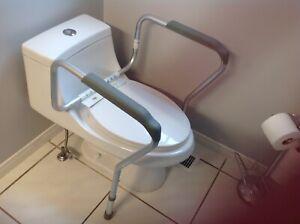 Toilet handles