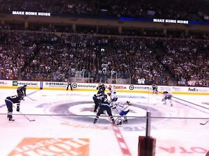 SECOND ROW tickets - Jets vs Coyotes Sep. 20
