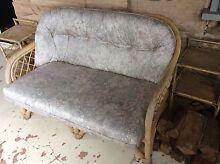 2 seater wicker sofa Greenwich Lane Cove Area Preview