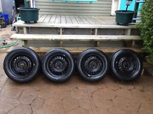 14 inch Michelin tires and wheels 185/65/14