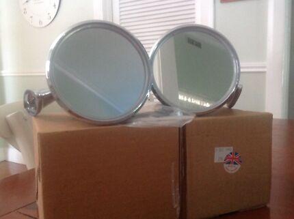 Pair MGB Racing mirrors