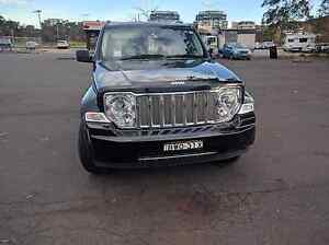 Jeep Cherokee luxury full option Casula Liverpool Area Preview