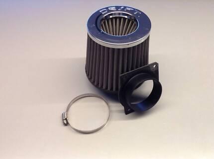 "Drift Branded 3"" dual cone Air filter"
