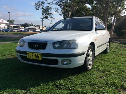 2003 Hyundai Elantra GLX 2.0 Auto Low Kilometers Bargain Hatch Leumeah Campbelltown Area Preview