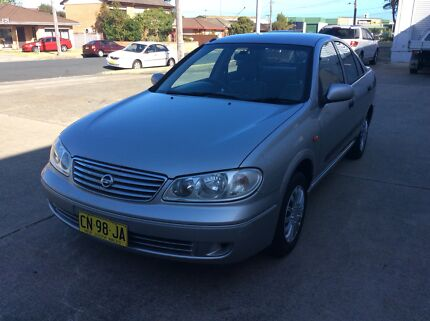 2004 NISSAN PULSAR ST N16 1.8 EXCELLENT CONDITION  Wollongong Wollongong Area Preview