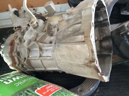 Toyota Hiace Manual Gearbox