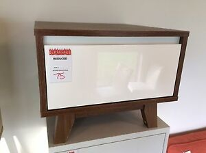 Various Factory Second Side Tables - REDUCED prices as pictured Epping Whittlesea Area Preview