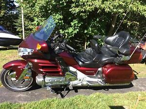 2005 Honda Goldwing 1800