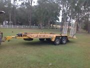 TRAILER VEHICLE AND MACHINERY BEAVER TAIL Yandina Maroochydore Area Preview