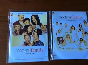Complete set of series 1 to 5 of Modern Families DVDs Carrington Newcastle Area Preview