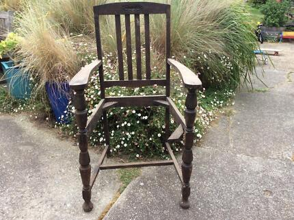 Beautiful antique wooden chairs - $50 pair, $30 each