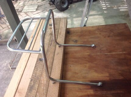 Motor cycle carry rack