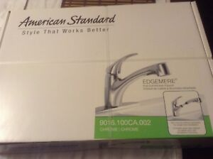 America standard kitchen faucet . NEW