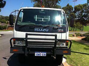 2004 Isuzu NPS 300 Perth Perth City Area Preview