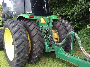 John deere 8520 Kennedy Cassowary Coast Preview