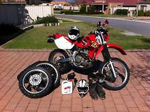 Honda XR650R Enduro Registered Camballin West Kimberley Preview
