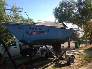 21 foot Sorcerer trailer sailer cheap bargain Fremantle Fremantle Area Preview