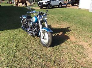 1995 Harley Davidson fat boy South Johnstone Cassowary Coast Preview