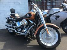 2007 FATBOY 105 Anniversary (RARE BRONZE/BLACK) Darch Wanneroo Area Preview