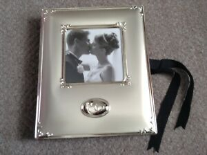 Wedding album and keepsake box
