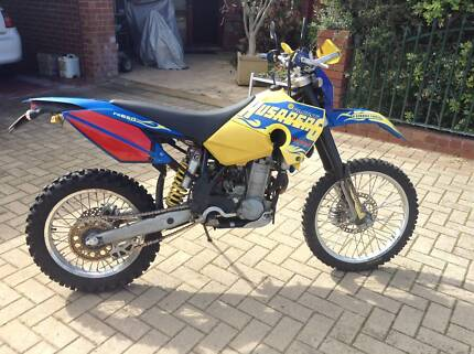 2007 Husaberg FE650 Works Replica Cooloongup Rockingham Area Preview