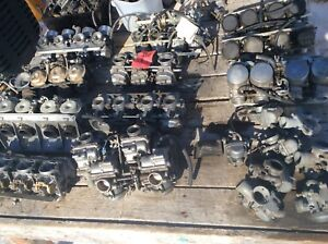 Pre1985 Japanese Honda Kawasaki Yamaha Suzuki Carb Carburetors