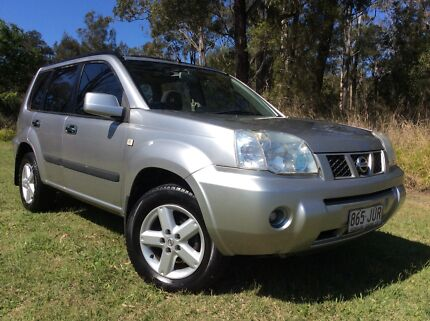 2006 Nissan X-trail STS manual wagon 132000KLMS Eight Mile Plains Brisbane South West Preview