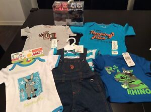 Baby/toddler clothing assortment  - brand new with tags